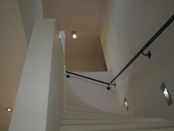 55 beste afbeeldingen over trap op pinterest modellen gangen en amsterdam - Interieur ontwerp trap ...