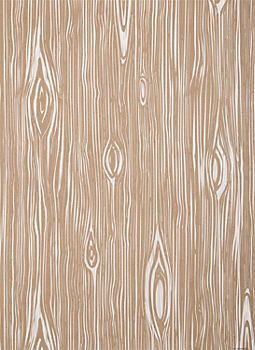 Faux Bois Wrapping Paper