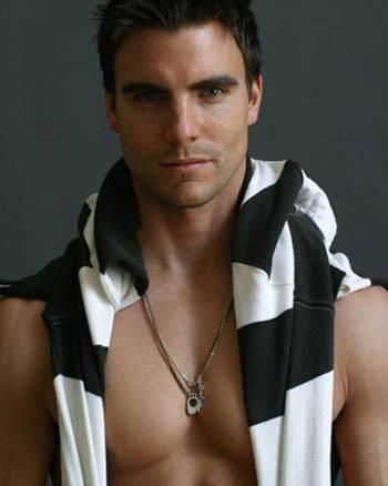 Mmmmm- Colin Egglesfield!