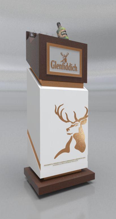 carro degustación glenfiddich