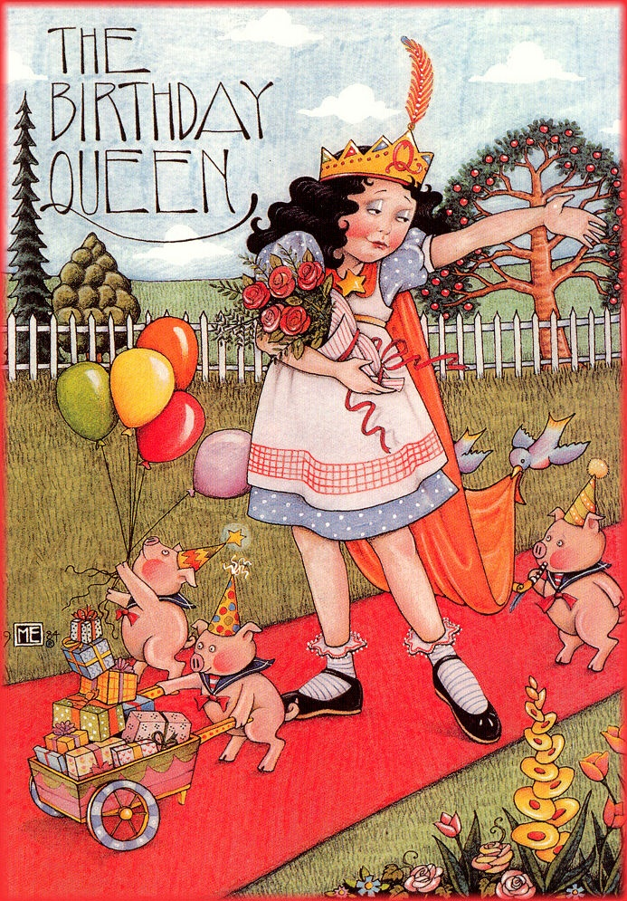 queen's birthday clip art - photo #8