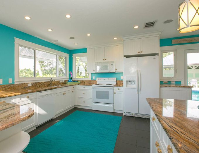 House of Turquoise: Limefish - Anna Maria Island, Florida