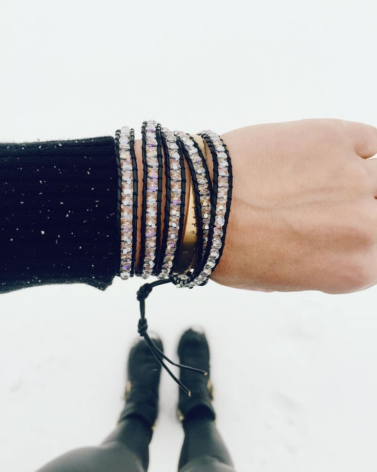 Handmade leather wrap bracelets from Victoria Emerson starting from $24. Shop our full collection today.