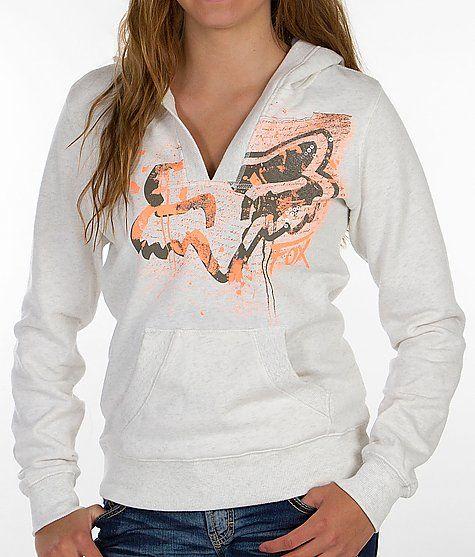 """Fox Uptown Sweatshirt"" www.buckle.com I love that fox hoodie it's so me style"