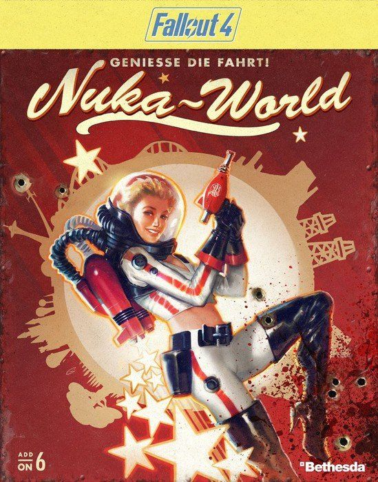 Fallout 4 - Nuka-World (Download) (Add-on) (DE) (PS4)
