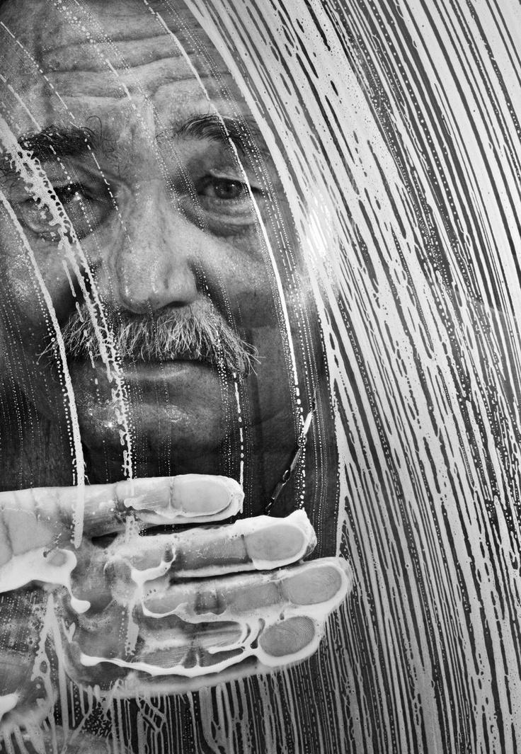 Obie Oberholzer.....self portrait