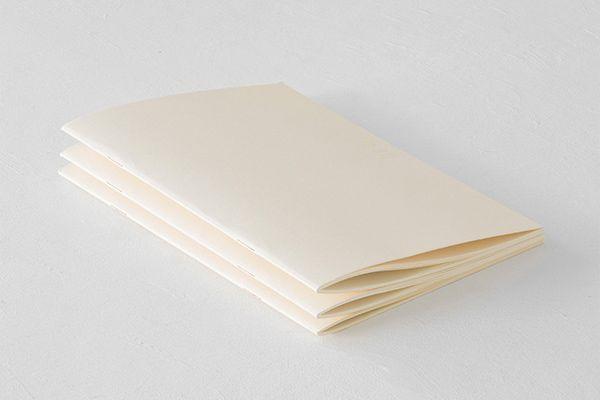 ノート/メモ帳 MDノート ライト<A5> 横罫 3冊組 帯英語(15220006) ミドリオンラインストア