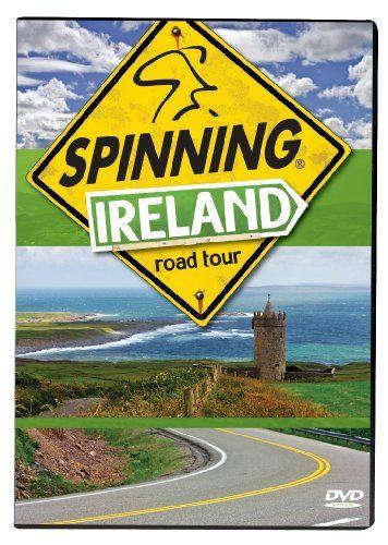 Spinning DVD - Spinning Ireland Road Tour