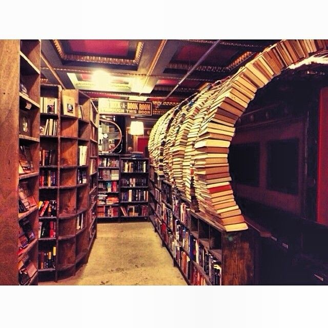 Cool library future home pinterest for Cool home libraries