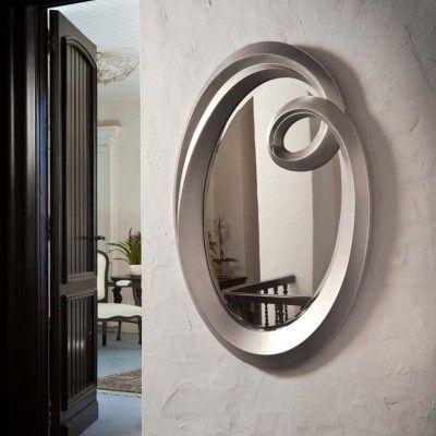 Espejos modernos schuller RONDA. El mayor catálogo de espejos venta online. http://www.decoraciongimenez.com/espejos/espejos-modernos