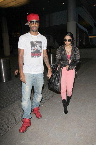 Nicki Minaj and Safaree Samuels: It's Over! Rapper Dumps Boyfriend of 14 Years!
