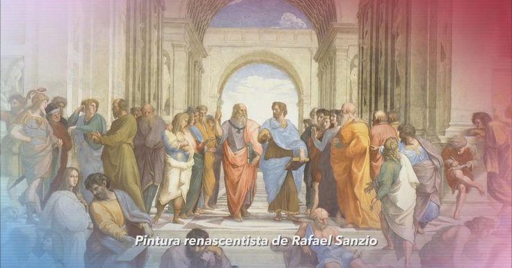Aulão na Rede: Professor no AM fala sobre Platão e Aristóteles
