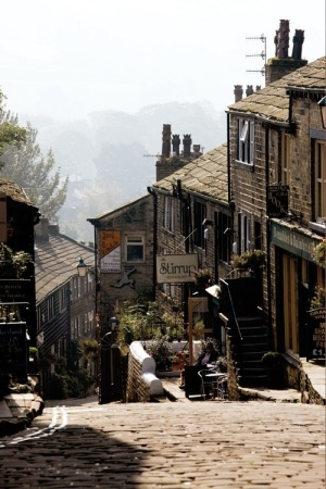 Haworth, England