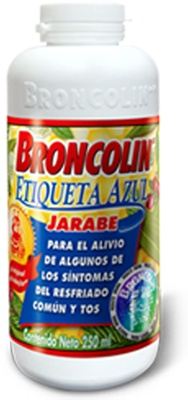 Broncolin - Natural, herbal cold and cough remedy. Dump ...