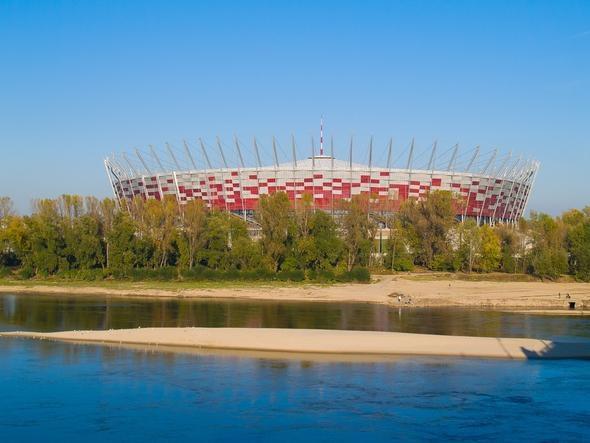 national stadion, warsaw