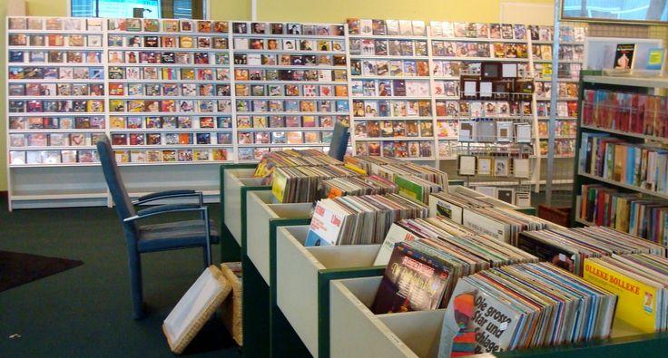 CD's, LP's en DVD's voor een prikkie  Muziekliefhebbers kunnen hun hart ophalen bij kringloopwinkel BIS-BIS. Hier is van alles te koop, ook op muziekgebied, tegen kleine prijsjes.  Je vindt hier een grote collectie cd's, lp's en dvd's.