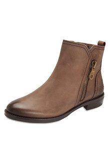Sandler Como Zip Ankle Boot