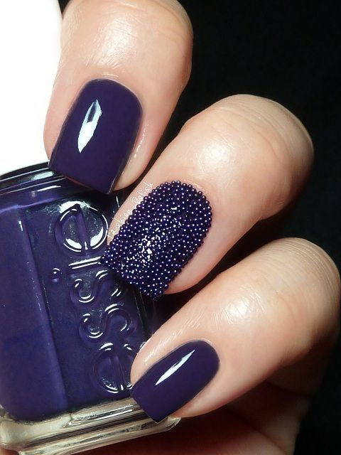 "Steel micro beads in different colors. From Fashion Polish: Born Pretty Store ""Nail art Pots"" Review"