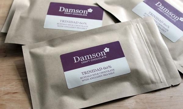 Damson Chocolate - Our Story