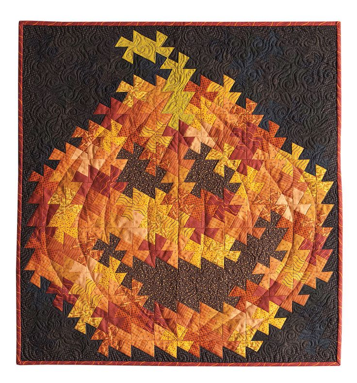 5505-TwisterJack Tutorial from Keepsake Quilting using twister tool/primitive gatherings pinwheel tool