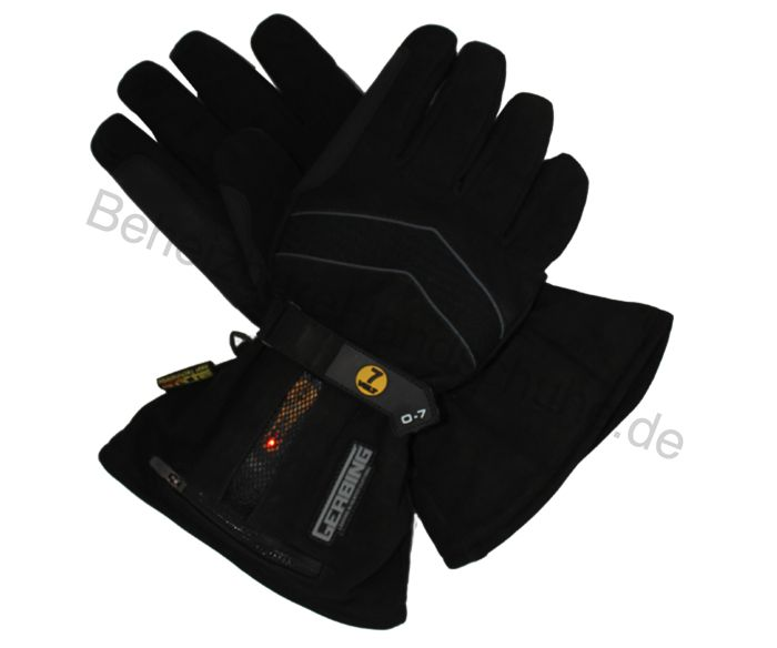 Beheizbare Handschuhe O-7 Nubuckleder 239€