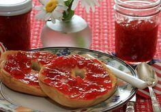 Μαρμελάδα φράουλα. Πανεύκολη μαρμελάδα...