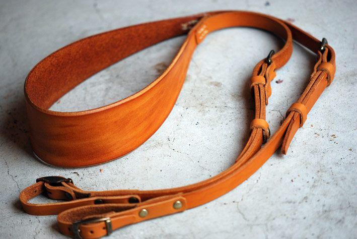 #Roberu camera strap #handmade in #Japan