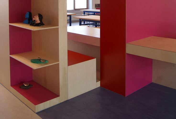 Jeanne Dekkers Architecture   Carmelcollege Gouda