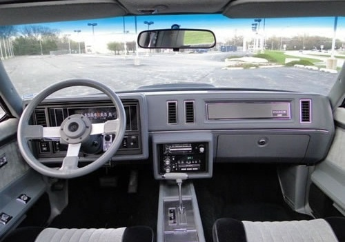 1987 Buick Grand National with Moon Roof images | ... Overview of the development of the Buick Grand National - Turbocharger