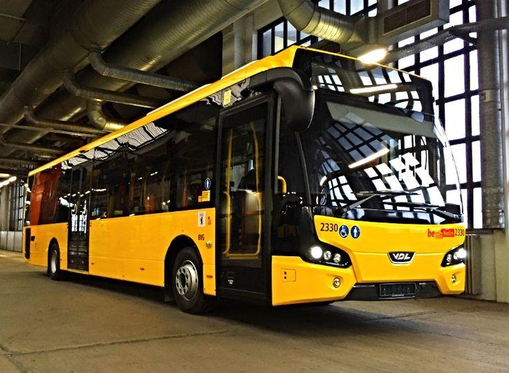 Alle Größen | VDL Citea low floor bus for BVG Berlin. | Flickr - Fotosharing!