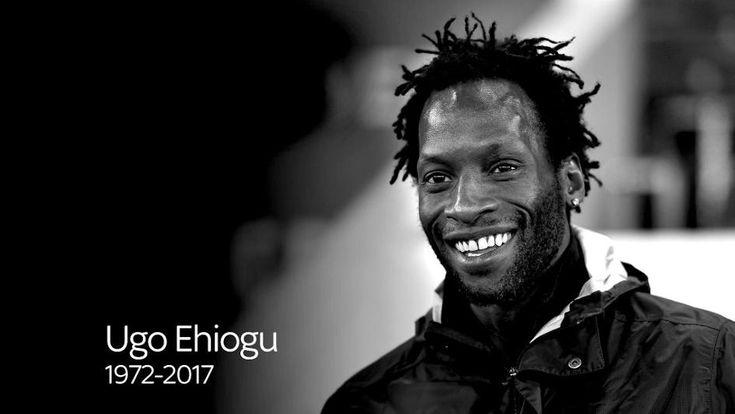 GSTHFC NEWS: Ούγκο Εχιόγκου... ο άνθρωπος με το πλατύ χαμέγελο