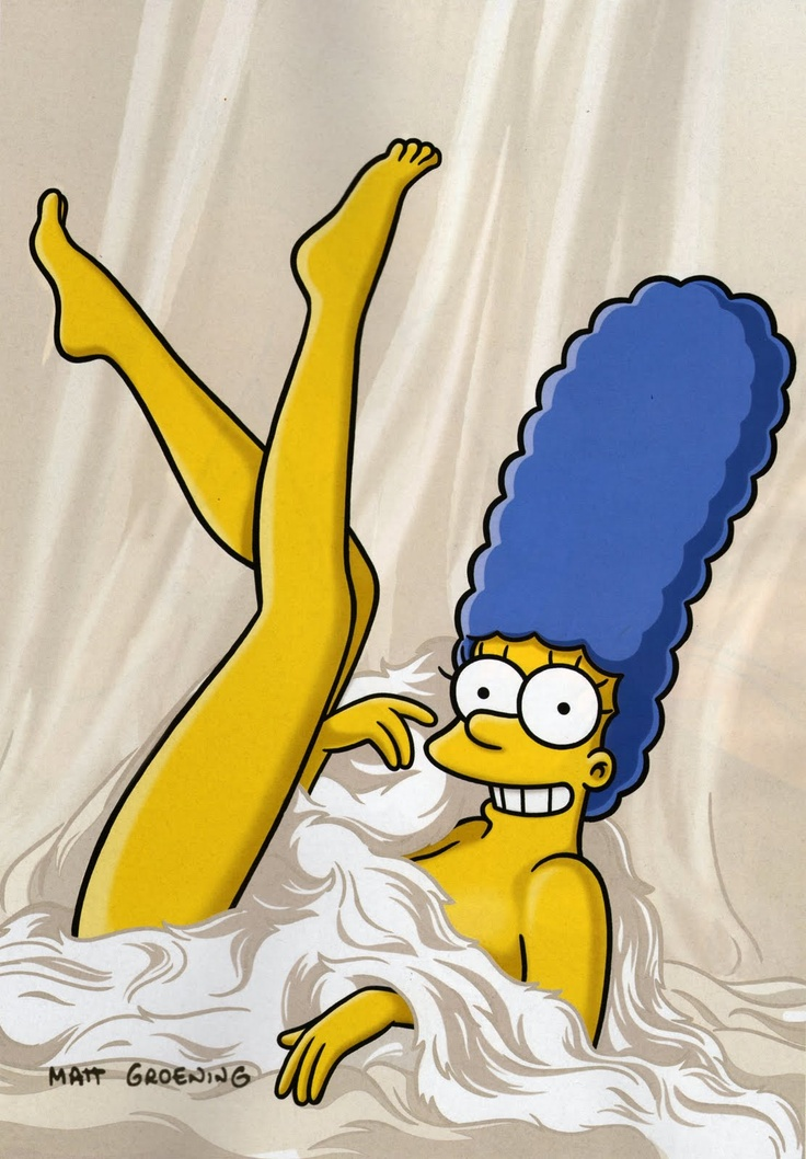 simpson sexy cartoon