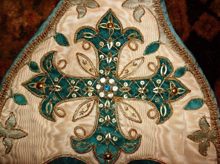 Antique Catholic Stole Vestment
