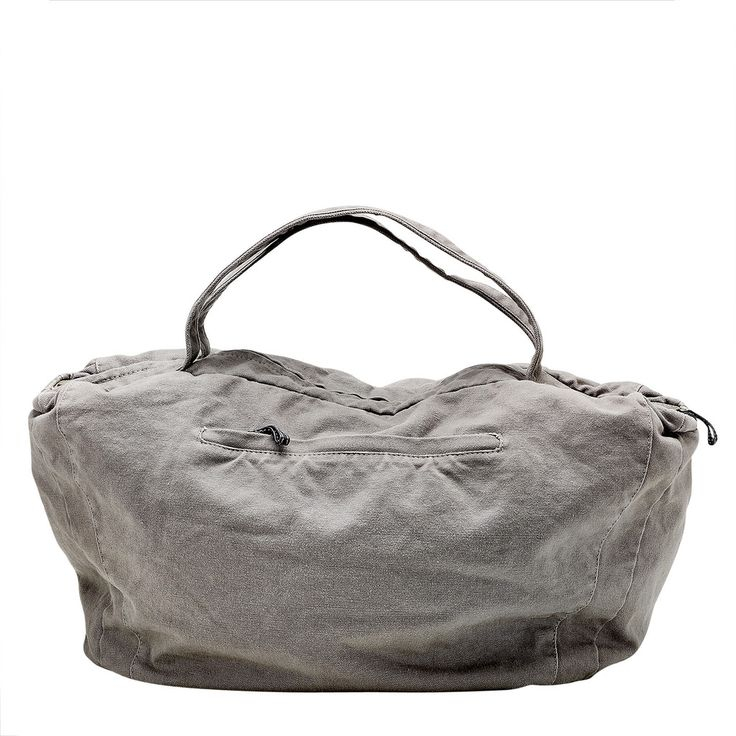 Canvas travelbag