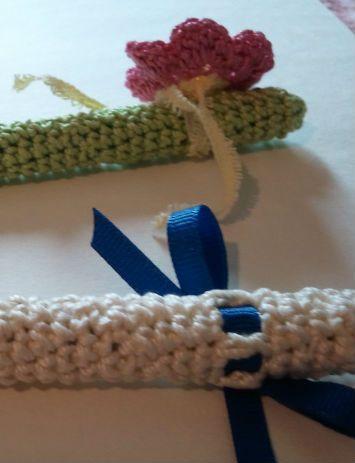 Crochet Dynamite: The Fancy Pen and a Pencil Grip