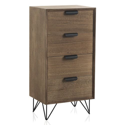 Found it at Wayfair.co.uk - Wooden 4 Drawer Chest