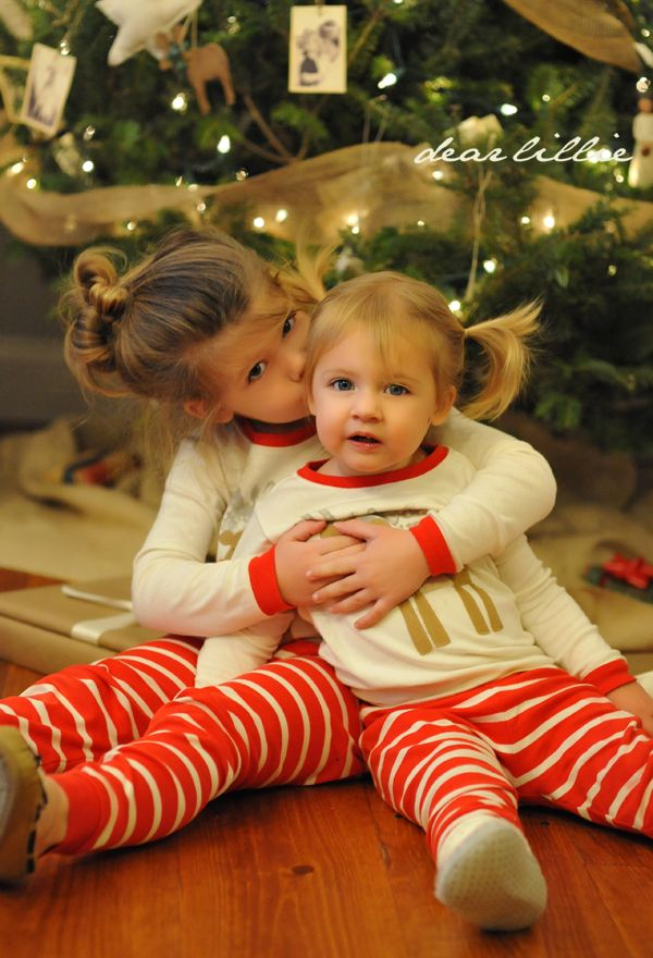 Dear Lillie: A Few Christmas Pictures