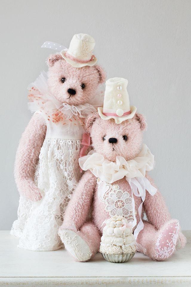 #Marina Dorogush, #teddybear