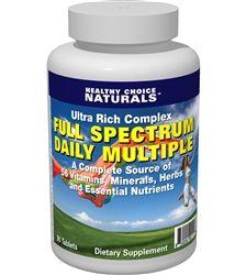 Multivitamin Supplement | Multi-Vitamin Tablet