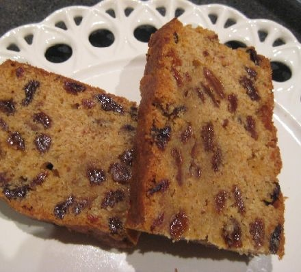 Farmhouse Sultana Cake