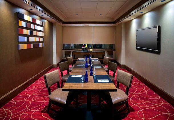 Philadelphia Airport Marriott  - Philadelphia airport hotel private dining