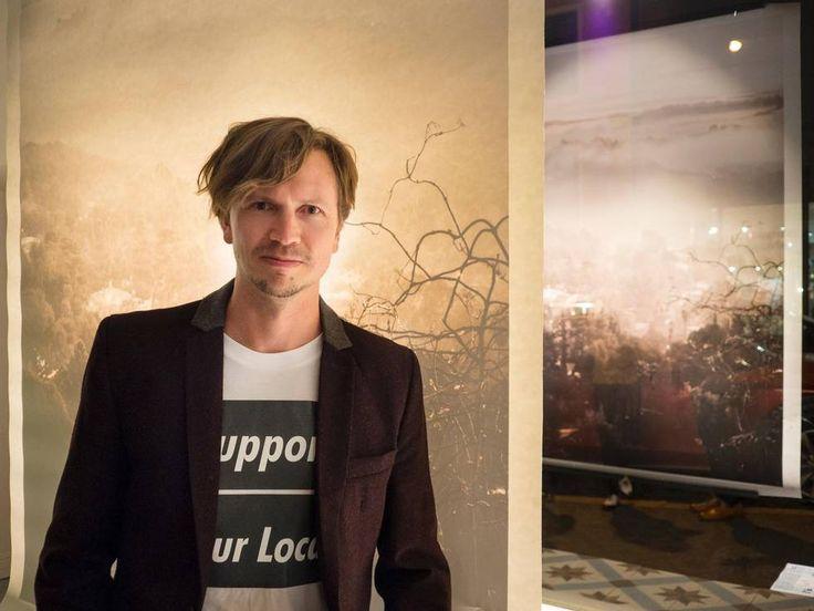 Markus Henttosen näyttely avautuu Berliinissä - ESS.fi