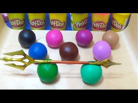 Play Doh Cakes, Play Doh Cookies, Play Doh Ice Cream, Play Doh Surprise ...