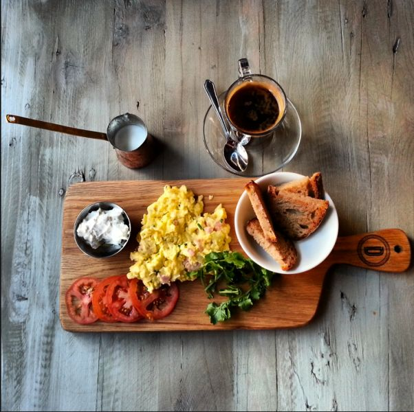 """Top spots for lunch in Johannesburg - Rated by """"Getaway Magazine."""""""