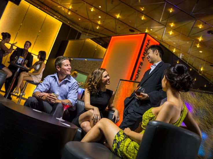 Casino Sports Arena - The Reef Hotel Casino #Play #Stay #Dine #Party #Cocktails #Relax
