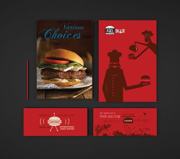 Fuel Shack Burger Bar on Behance