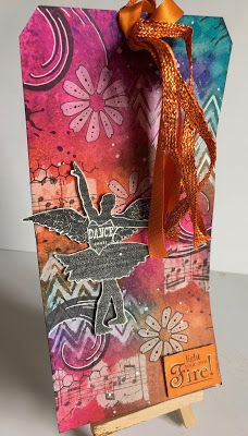 The Artistic Stamper Creative Team Blog: June's Creative Challenge - Winged Things