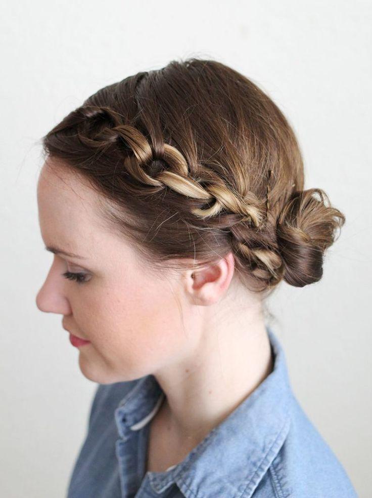 einfache frisuren für den alltag: 40+ tolle ideen - beauty