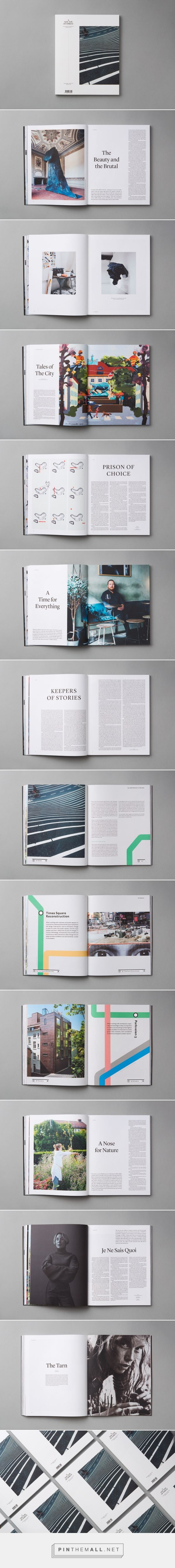 A New Type of Imprint VOL. 8 - Editorial Design