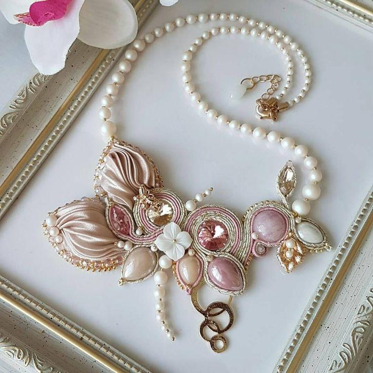 Pearl soutache